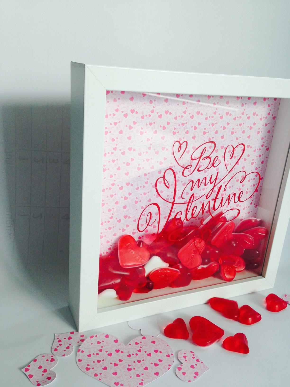 Be my Valentine–Valentinstag – EluNi … einfach schön und … einfach ...