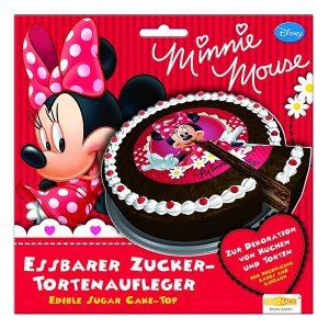 Tortenaufleger Minnie Mouse