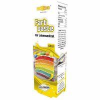 Dekoback Farbpaste gelb 25 g