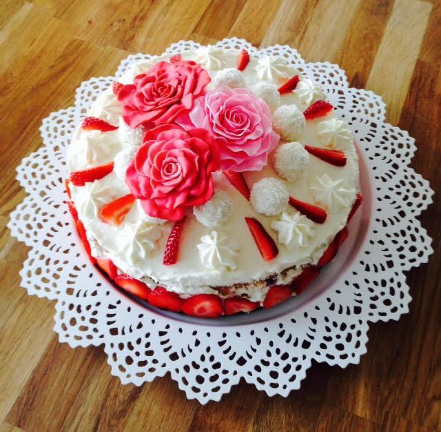 Sally rafaelo torte