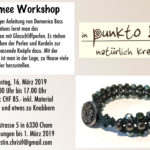 Makramee Workshop 16.3.2019